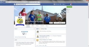 Facebook is the tool of choice for our Lutheran schools – and they do an amazing job of keeping Schools Connecting Through Social Media
