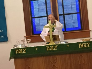 Deacon Jerry Stobaugh,