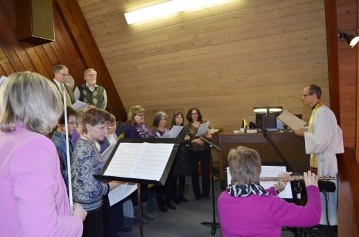 Concordia Jean Fleischer 50th Organist Year Celebration Surprise