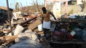 Hurricane Matthew 2016 and Trinity/HOPE