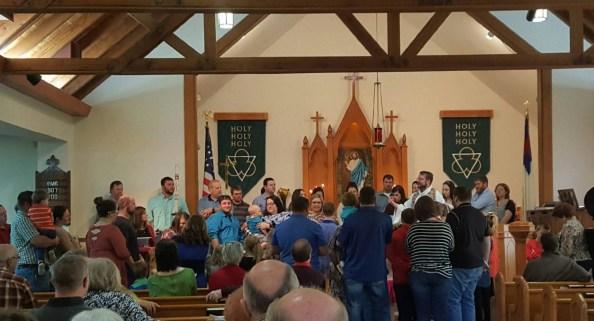 Love Letter Celebration, St. John's Lutheran Church