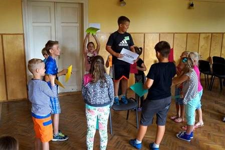 Poland-english Bible Camp