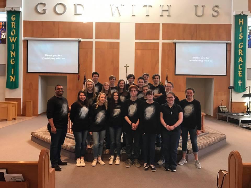 Immanuel's all-new Student Leadership Team