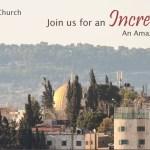 An Amazing Holy Land Pilgrimage