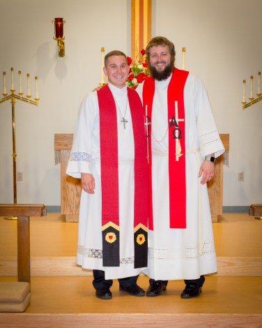 Rev. Travis Ferguson Associate Pastor Installed