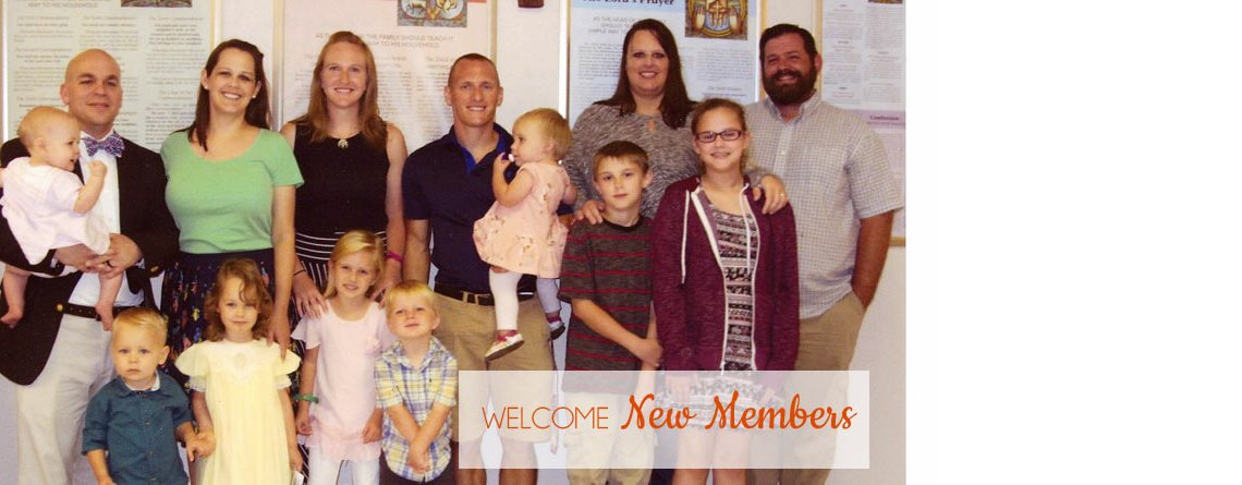 New Members Received