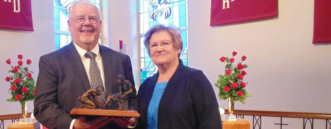 District Announces 2017 Ralph Weiser Excellence in Ministry Award Recipient
