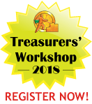 Treasurers' Workshop 2018