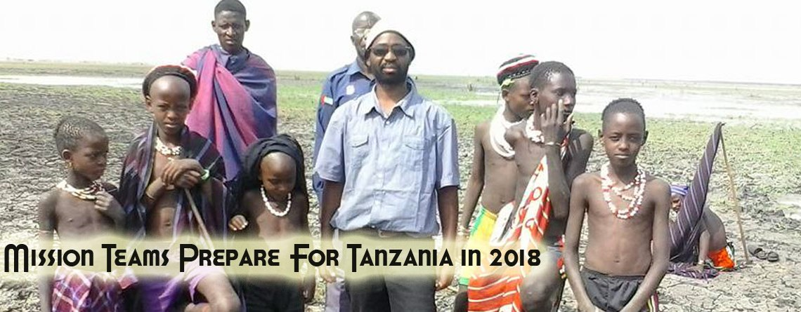 Mission Team Prepares for Trip to Tanzania in May 2018