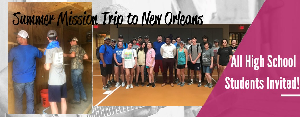 Youth Mission Trip – Update
