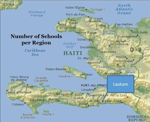 Wimily story, Haiti