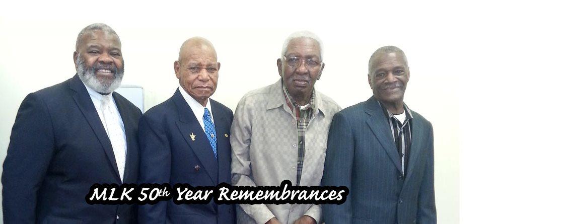 MLK 50th Year Remembrances
