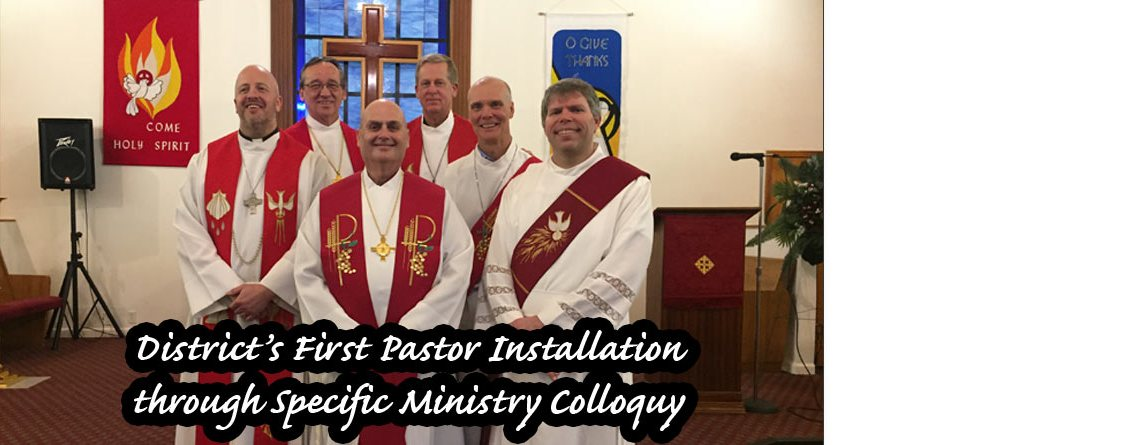 Ordination and Installation of Rev. Jerry Stobaugh