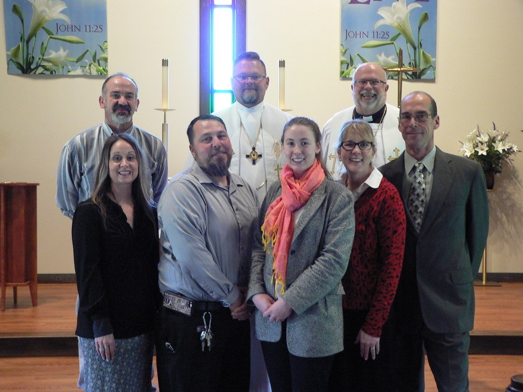 Grace Lutheran celebrate new adult confirmations