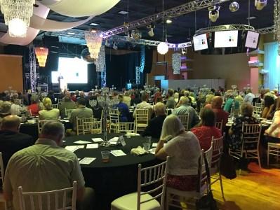 Restoration Church fundraiser event, 2018