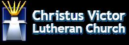 Christus Victor Lutheran logo