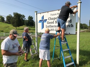 Good Shepherd church looking for land
