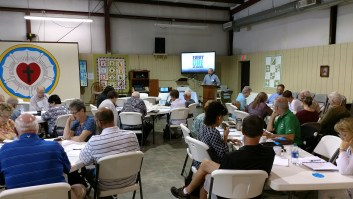 Recent workshop in Crossville