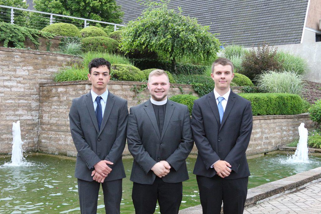 Christ Academy attendees, 2018