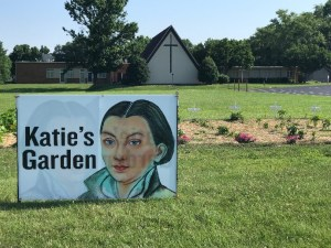 Grace Lutheran Church, located in Murfreesboro, TN, kicked off a community outreach project in the spring of 2018.  Named Katie's Garden, it commemorates Katharina Luther's contributions to their community in Wittenberg.  The garden team at Grace grows a variety of vegetables, including zucchini, acorn squash, beans, peppers, cucumbers, and tomatoes. Volunteers from the congregation have been instrumental in donating plants and tending to the garden's needs to include planting, weeding, watering and harvesting the fruits of the soil. Vegetables are given away to members of the community each Saturday morning. Any vegetables left over from the giveaway go to help members of the congregation, as well as to local needs in the area.