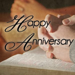 ordained ministers anniversaries