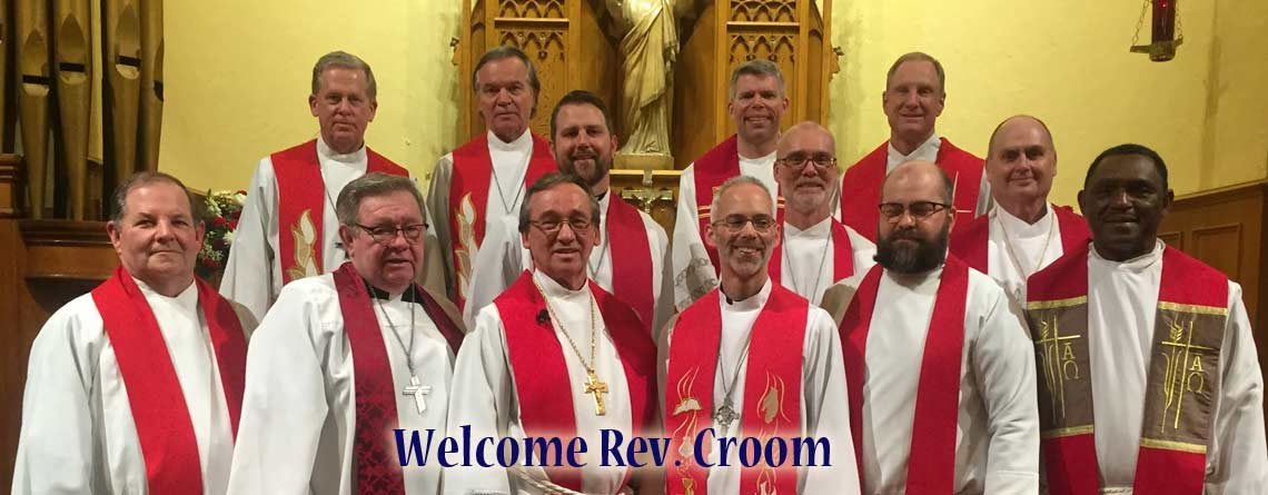 Congratulations Rev. Michael  Croom