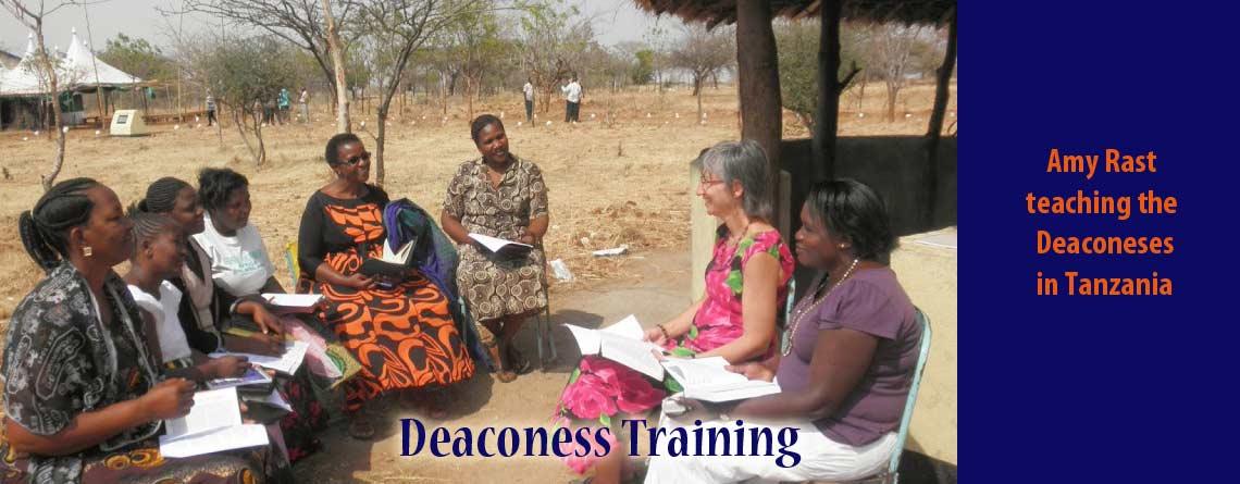 """deaconesses..serve where needed"""
