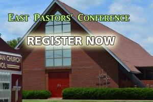 2019 East Pastors conference