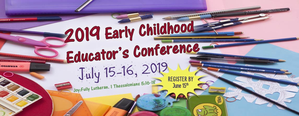 2019 Early Childhood Educator's Conference