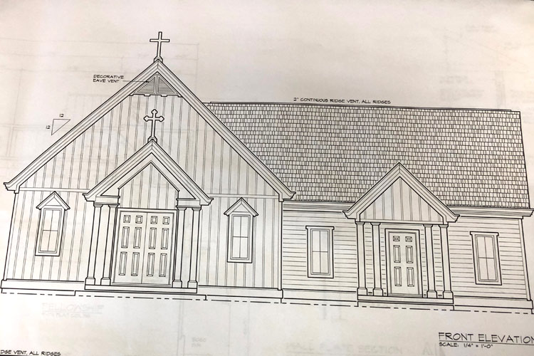 Sharps chapel potential plans