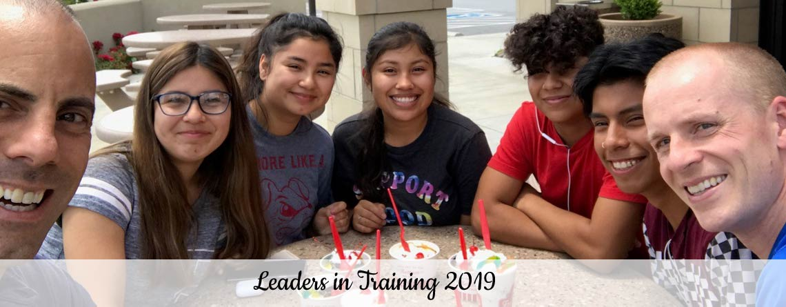 Leaders in Training