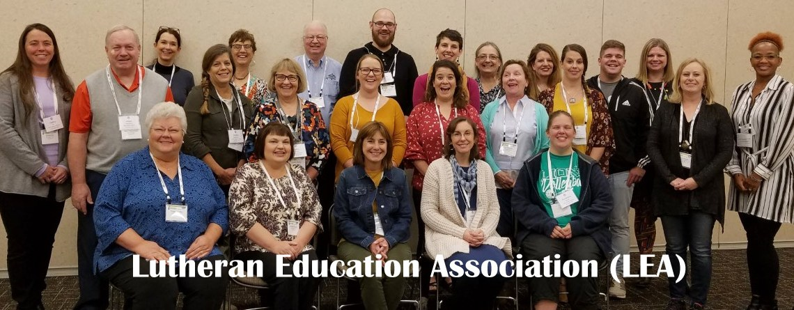 Mid-South District at Lutheran Education Association