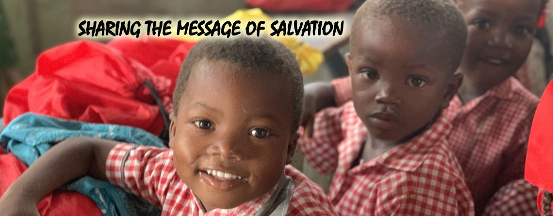 Sharing the Message of Salvation