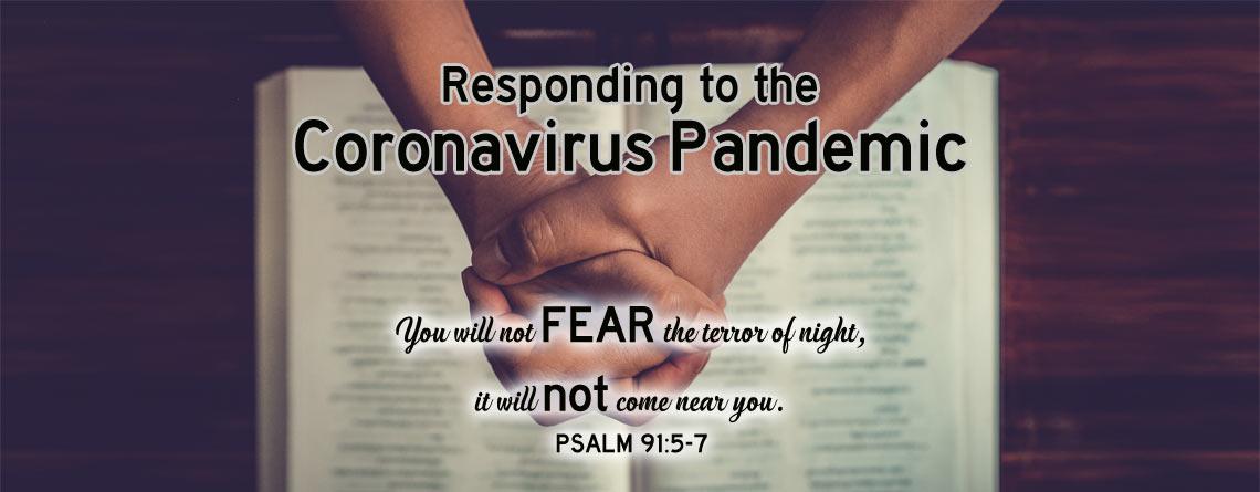 Responding to the Coronavirus Pandemic