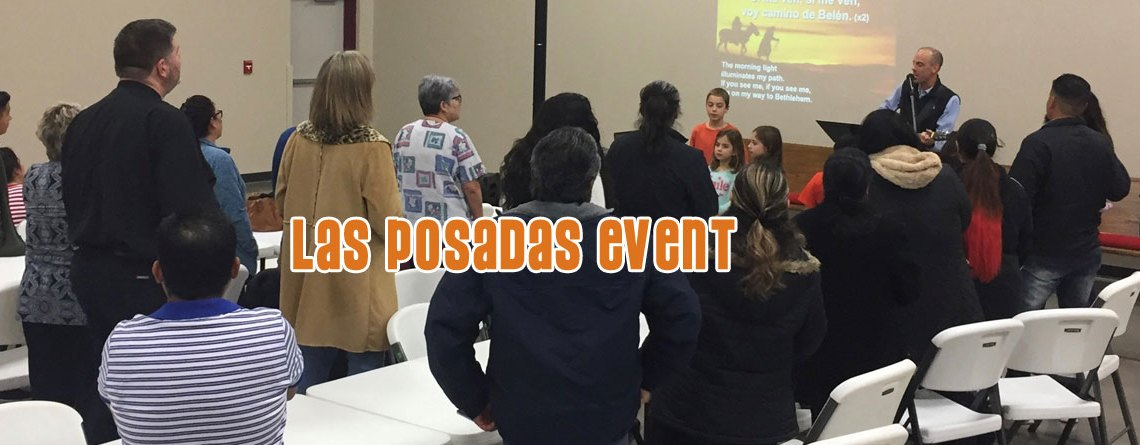Las Posadas + Partnership = Sharing the Gospel Across Cultures