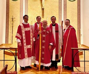Rev. Owen ordained
