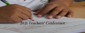 Teachers Conference register now
