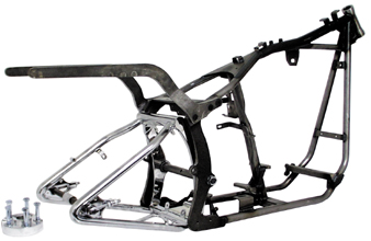 MID-USA Motorcycle Parts. SOFTAIL STYLE FRAMES FOR WIDE