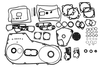 MID-USA Motorcycle Parts. ENGINE GASKET AND SEAL SET FOR