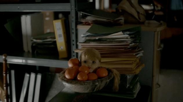 "Sherlock, ""The Empty Hearse"": Magnussen's Mind Palace"