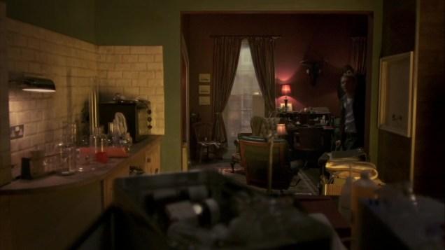 Sherlock, the unaired pilot: 221b Baker Street