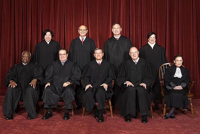 בעיה באיכות השופטים? בית המשפט העליון האמריקני