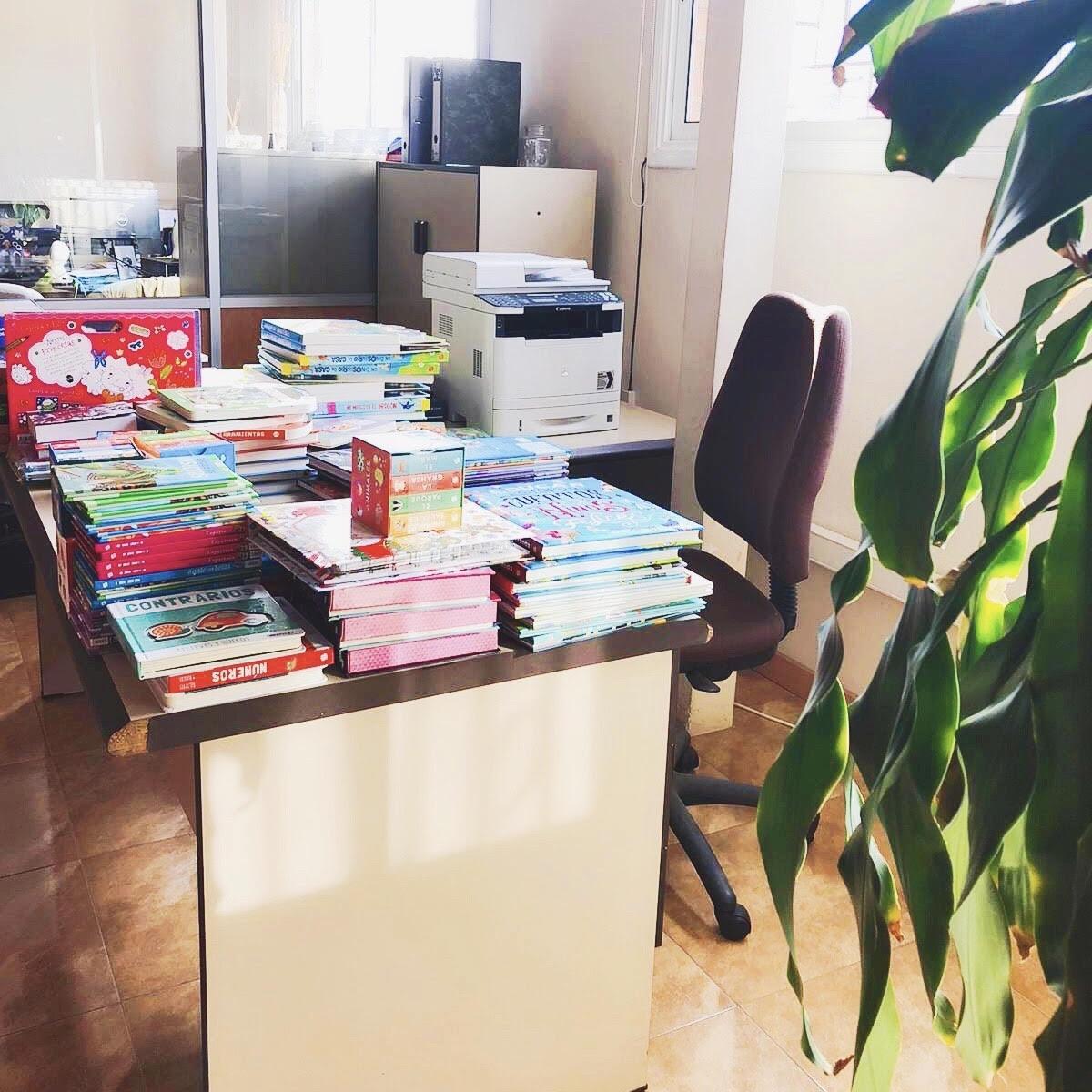 Distribuidora de libros editorial