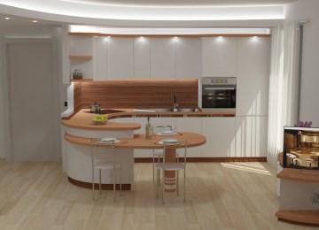 Luci Led Cucina   Illuminazione Led Casa Torino Ristrutturando Un