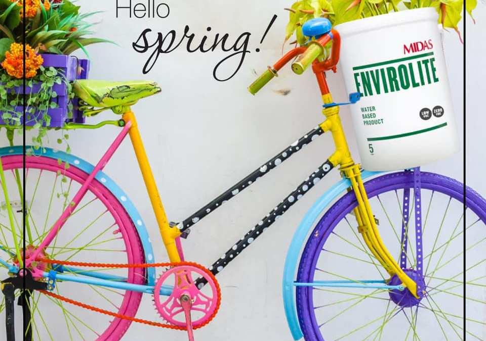 Spring time!!!