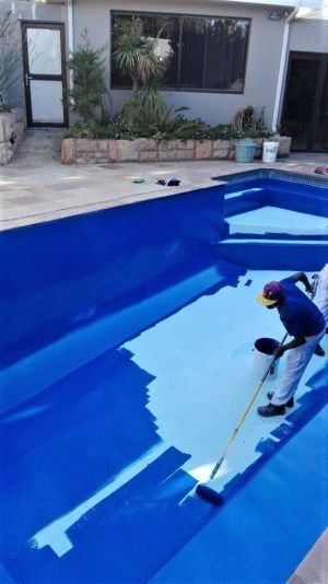 Pool Paint Coatings Midas Paints Tygervalley