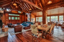 Cost Build Timber Frame Home - Much Mid
