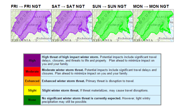 Winter Storm Potential