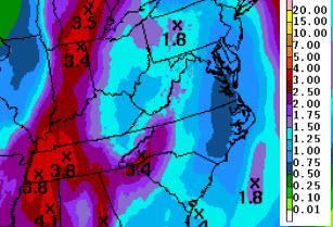 Rain Forecast next 7 days