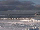 Ludington Michigan Web Cam, Lake Michigan